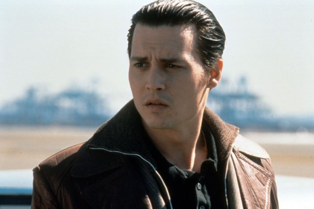 The tense true story of undercover agent Joseph D. Pistone, who infiltrated the Bonanno crime family, pits Depp against Al Pacino in what is one of the actor's best films to date. Depp brings depth to his complex role in this tightly woven crime thriller where performance is a matter of life and death. Significantly more nuanced than he usually is, Depp pitches those tense moments between himself and the gang members at the perfect intensity levels. Desperate, frightened and, above all, brave, this performance shines through as arguably being the most complex in the actor's filmography.