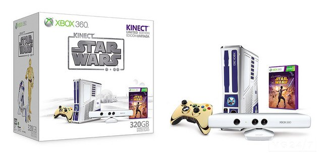 The Force Is In This XBOX 360