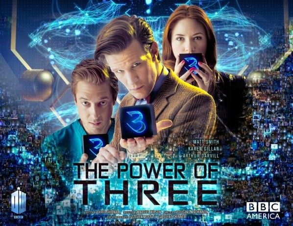 "Doctor Who Review: ""The Power Of Three"" (Series 7, Episode 4)"