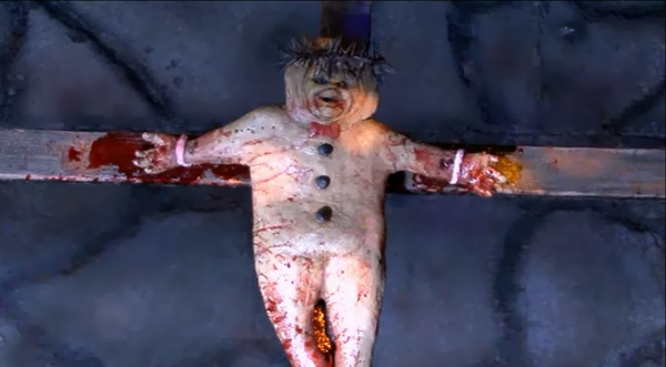 600full gingerdead man 2 passion of the crust screenshot.jpg A Best Of Christmas Horror: Merry Christmas To All...And To All A DEADLY Night...
