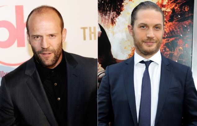 Tom Hardy And Jason Statham Wanted For Escape From New York Remake