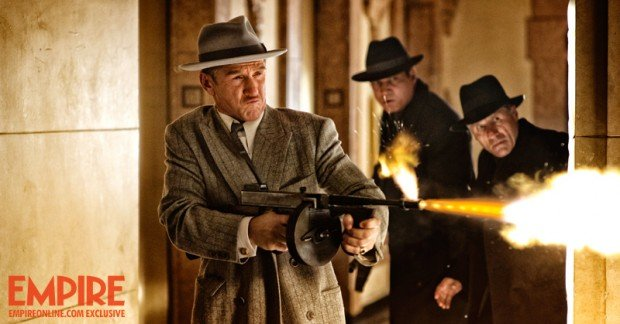 New Pictures For Gangster Squad, The Bourne Legacy And The Great Gatsby