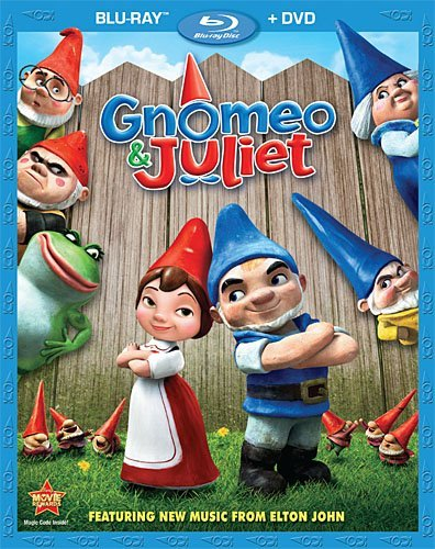 Gnomeo & Juliet Blu-Ray Review