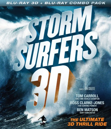 Storm Surfers 3D Blu-Ray Review