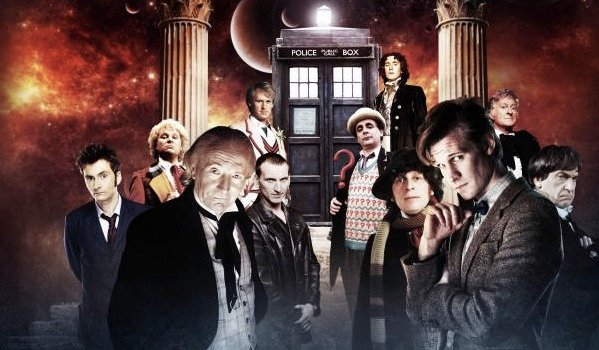 Doctor Who: 50th Anniversary Special Confirmed By BBC