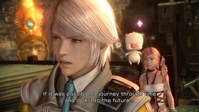 New Final Fantasy XIII-2 Screens Show A Matured Hope