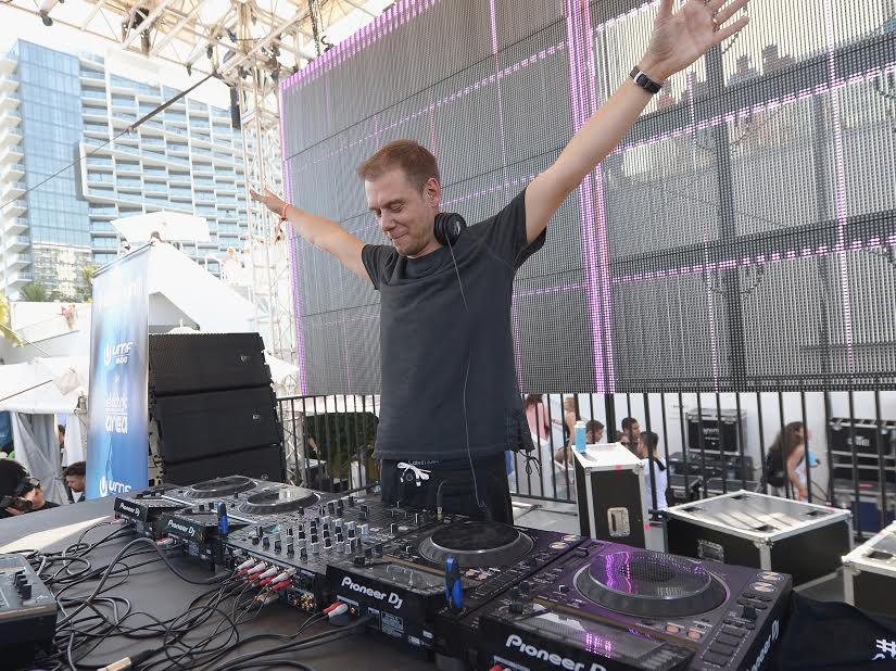 SiriusXM Brought One Of The Best Parties To Miami Music Week This Year