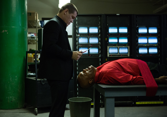 New Oldboy Images Show 20 Years Of Josh Brolin's Captivity, Plus First Look At Sharlto Copley
