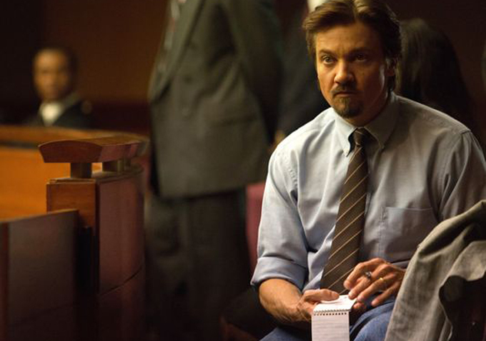 Jeremy Renner Will Kill The Messenger This Fall