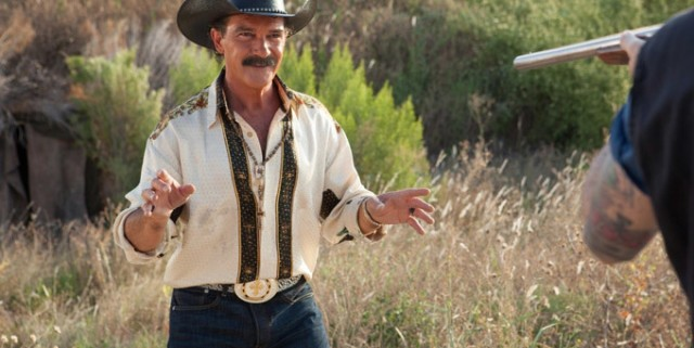 680x478e5 640x321 Robert Rodriguez Delivers Totally Insane Machete Kills Poster, Plus More Ridiculous Photos