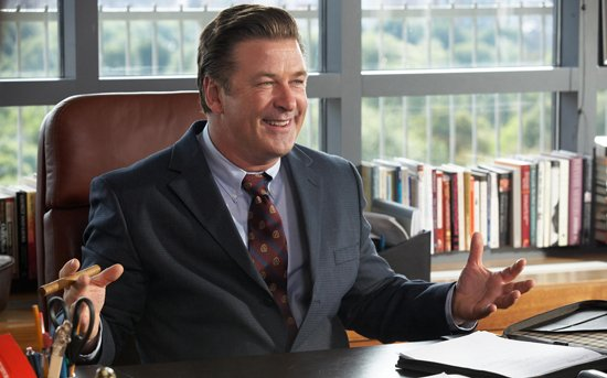 Alec Baldwin Joins Warren Beatty's Untitled Howard Hughes Movie