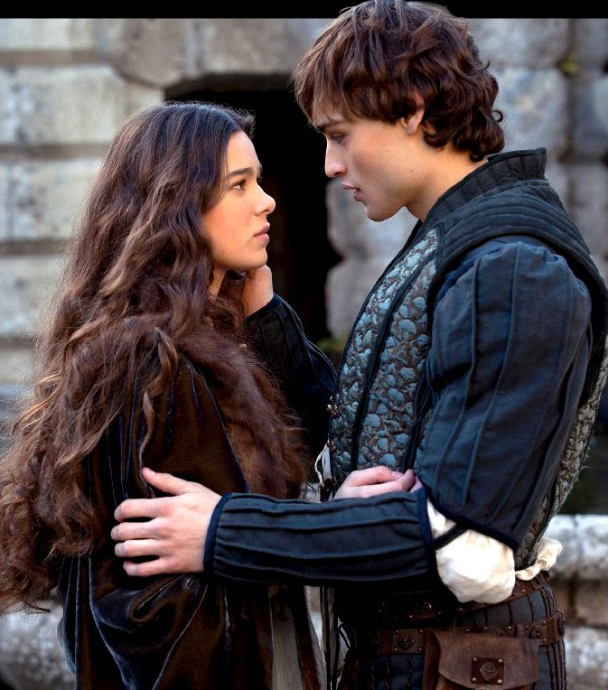 New Details And Photo From Upcoming Romeo And Juliet Film