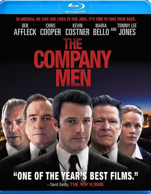 The Company Men Blu-Ray Review