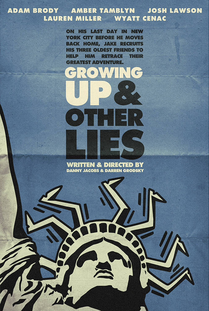 Growing Up and Other Lies Review