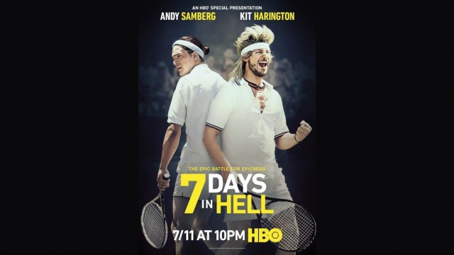 7 Days In Hell Charles Poole