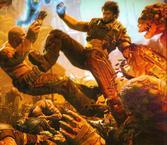 EA Responds To Attack On Bulletstorm By FOX