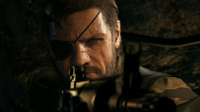 Metal Gear Solid V: The Phantom Pain Nearly Didn't Have Those Red Exclamation Points