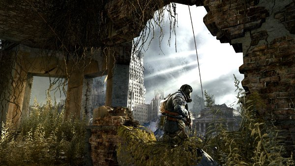 Metro: Last Light Gameplay Demo Is Heavy On Atmosphere