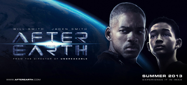 First Promo Arrives for M. Night Shyamalan's After Earth