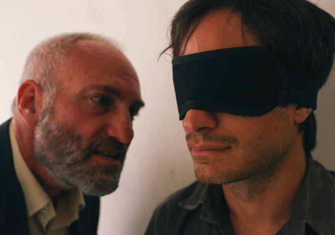 Jon Stewart Opens Up About Directorial Debut Rosewater