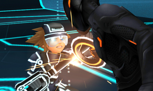 Kingdom Hearts 3D Heads Back To The Grid In These New Screens