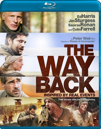 The Way Back Blu-Ray Review