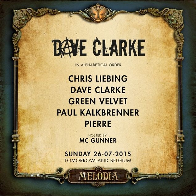 Two More Tomorrowland Stages Announced