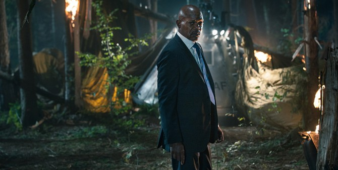 Samuel L. Jackson Faces The Open Wilderness In Big Game Trailer