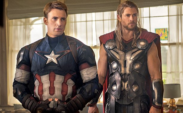 Avengers: Age Of Ultron - May 1