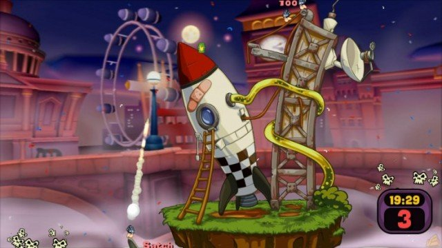 Worms Reloaded Free To Play This Weekend On Steam