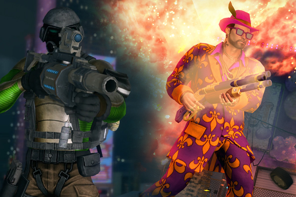 Saints Row: The Third DLC Adds Pimpsuits And Explosions