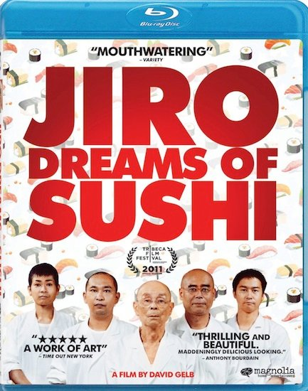 Jiro Dreams Of Sushi Blu-Ray Review