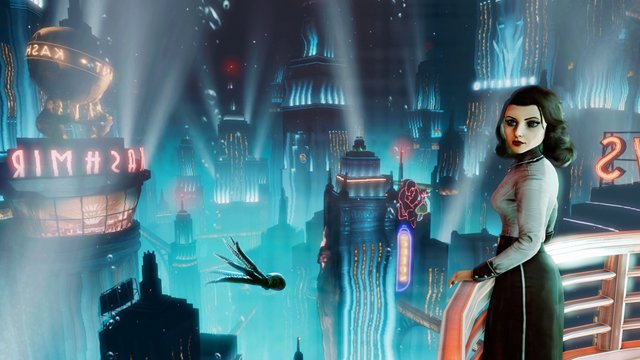 BioShock Infinite: Burial At Sea - Episode 2 Gets A Release Date