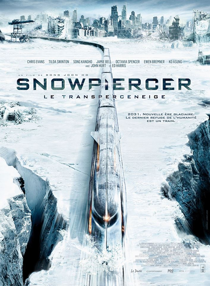 Snowpiercer Unveils Wintery, Apocalyptic Landscape In New International Poster