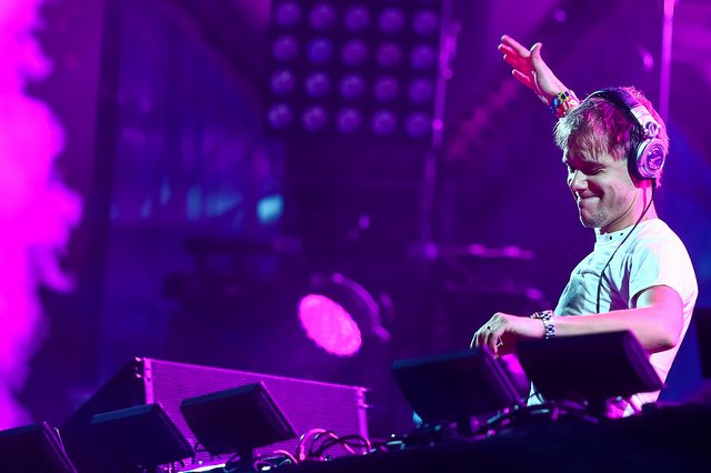 Armin van Buuren To Release A State Of Trance 2015 Compilation On March 27th