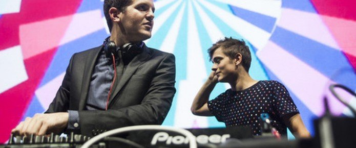 Dillon Francis And Martin Garrix Go On A Date In Amsterdam