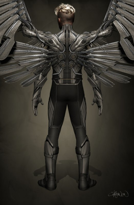 Bryan Singer Confirms Ben Hardy Is Playing Angel In X-Men: Apocalypse, Teases Archangel