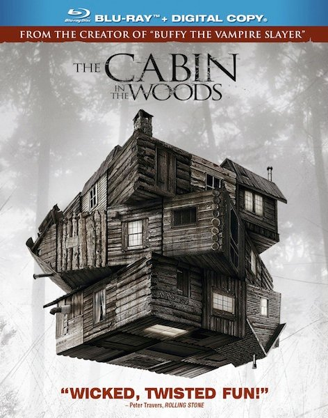 The Cabin In The Woods Blu-Ray Review