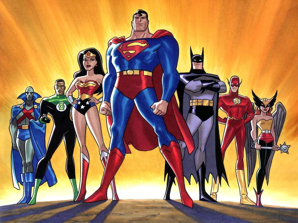 Cartoon Network Confirms New Justice League Animated Series