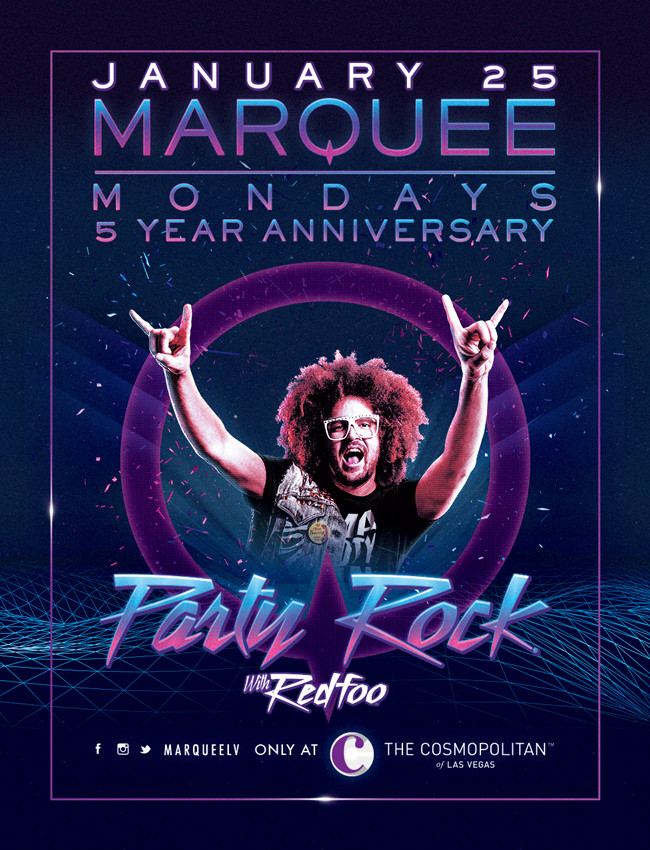 Marquee Nightclub Celebrating Its Fifth Anniversary This Month In Vegas