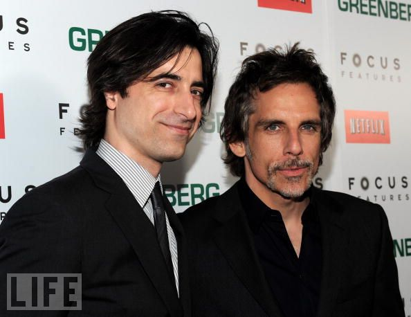 Noah Baumbach To Re-Team With Ben Stiller For 'While We're Young'