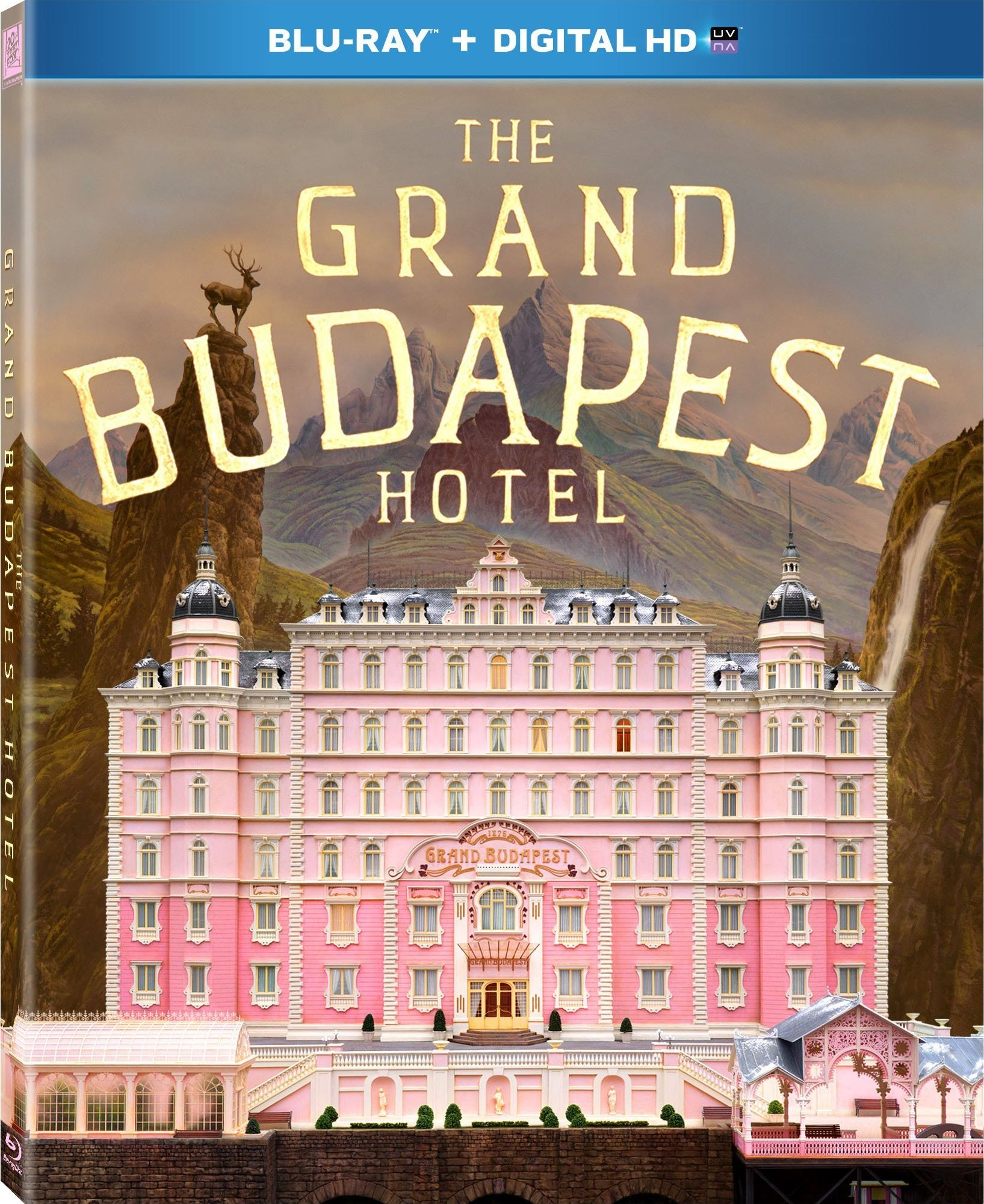 the grand budapest hotel blu ray review