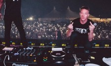 Diplo To Play Burning Man Solo, As Major Lazer And As Jack Ü