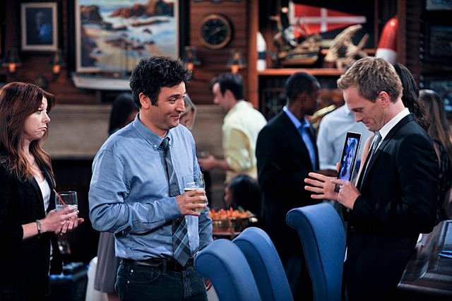 """How I Met Your Mother Review: """"Knight Vision"""" (Season 9, Episode 6)"""