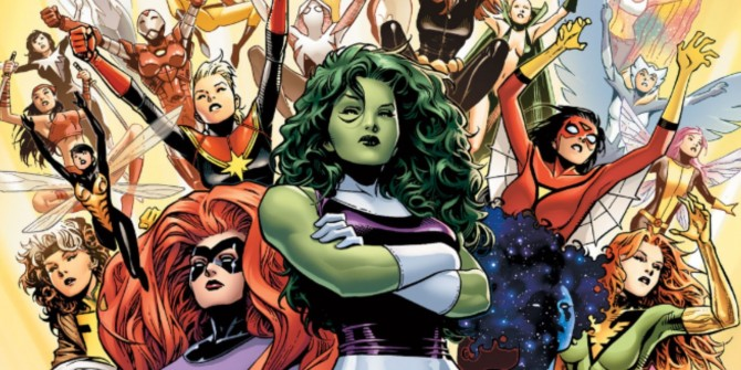 8 Great Female Comic Book Characters That We're Still Waiting To See In A Movie