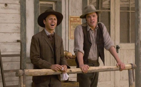 A Million Ways To Die In The West Gets A Hilarious New Red Band Trailer