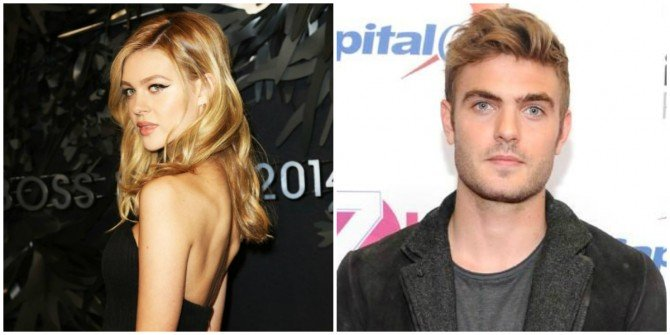 Nicola Peltz And The 5th Wave Star Alex Roe Will Share A Moment To Remember