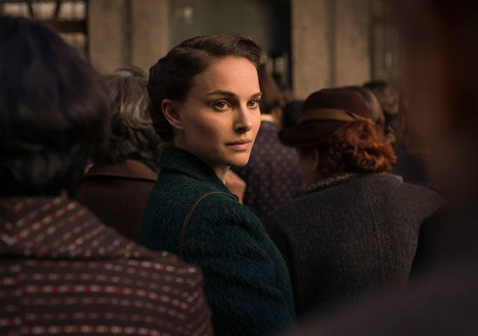 First Look At Natalie Portman's Directorial Debut A Tale Of Love And Darkness