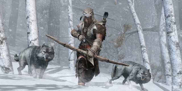 AC3 DLC SP 15 Frontier RatonWolfLeader2 640x321 Assassins Creed III The Infamy DLC Available Today