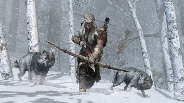 AC3 DLC SP 15 Frontier RatonWolfLeader2 640x360 Assassins Creed III The Infamy DLC Available Today